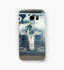 Nico Rosberg Mercedes formula 1 Champion 2016 Samsung Galaxy Case/Skin