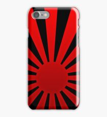 Rising Sun (2) iPhone Case/Skin