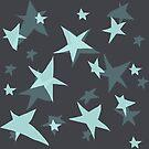 Starburst Sky by lollylocket