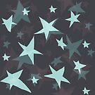 Starburst Sky 2 by lollylocket