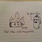 Fire Distinguisher  by jperk