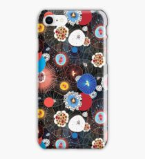 Abstract fantasy pattern iPhone Case/Skin