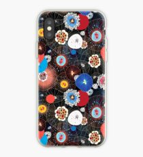 Abstract fantasy pattern iPhone Case