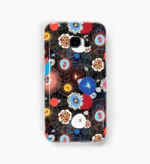 Abstract fantasy pattern Samsung Galaxy Case/Skin