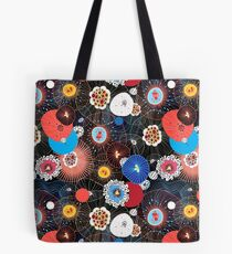 Abstract fantasy pattern Tote Bag