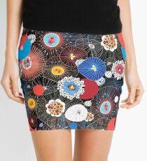Abstract fantasy pattern Mini Skirt