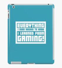 GAMING iPad Case/Skin