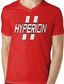 Hyperion Mens V-Neck T-Shirt