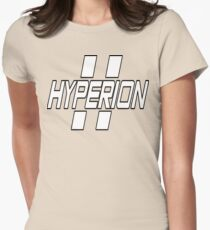 Hyperion Womens Fitted T-Shirt