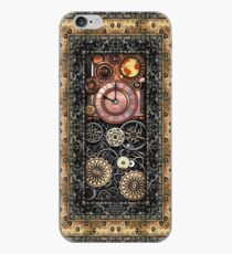 Infernal Steampunk Timepiece #2B Vintage Steampunk phone cases iPhone Case