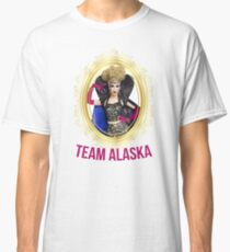 Rupaul's Drag Race - Team Alaska Classic T-Shirt