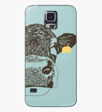 Lady Cow Case/Skin for Samsung Galaxy