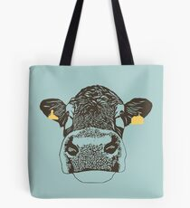 Lady Cow Tote Bag