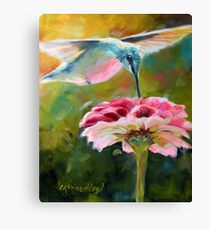 Morning Sweets by Chris Brandley Canvas Print