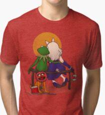 Puppet's love Tri-blend T-Shirt