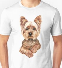 Meet Terry from Yorkshire Unisex T-Shirt