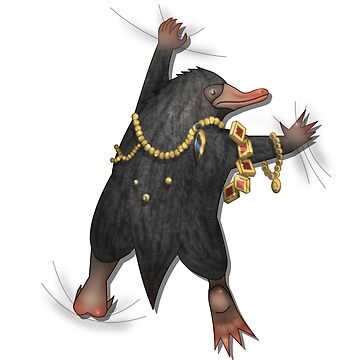 Oh, a Niffler! by Domadraghi