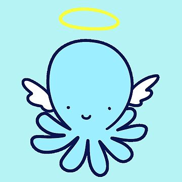 Angel Octopus by SaradaBoru