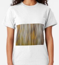 Blurred autumn Aspen Classic T-Shirt