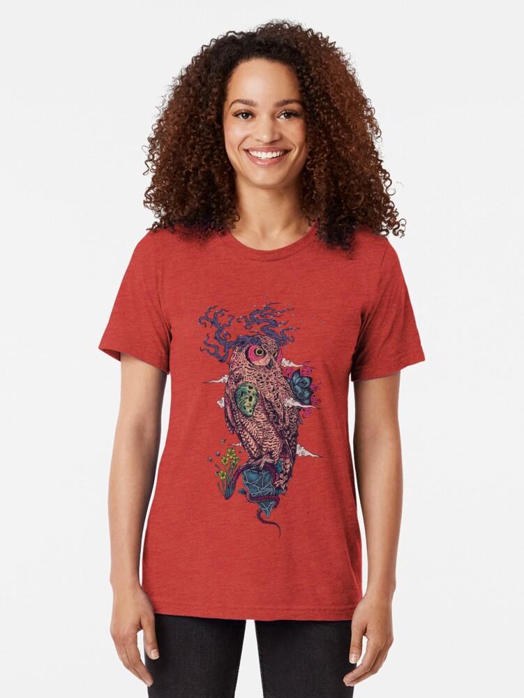 Alternate view of Regrowth Tri-blend T-Shirt