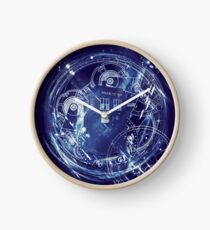 Time and space machine Clock
