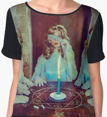 Evocation Women's Chiffon Top
