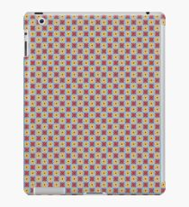 Simple Red and Yellow Flowers iPad Case/Skin