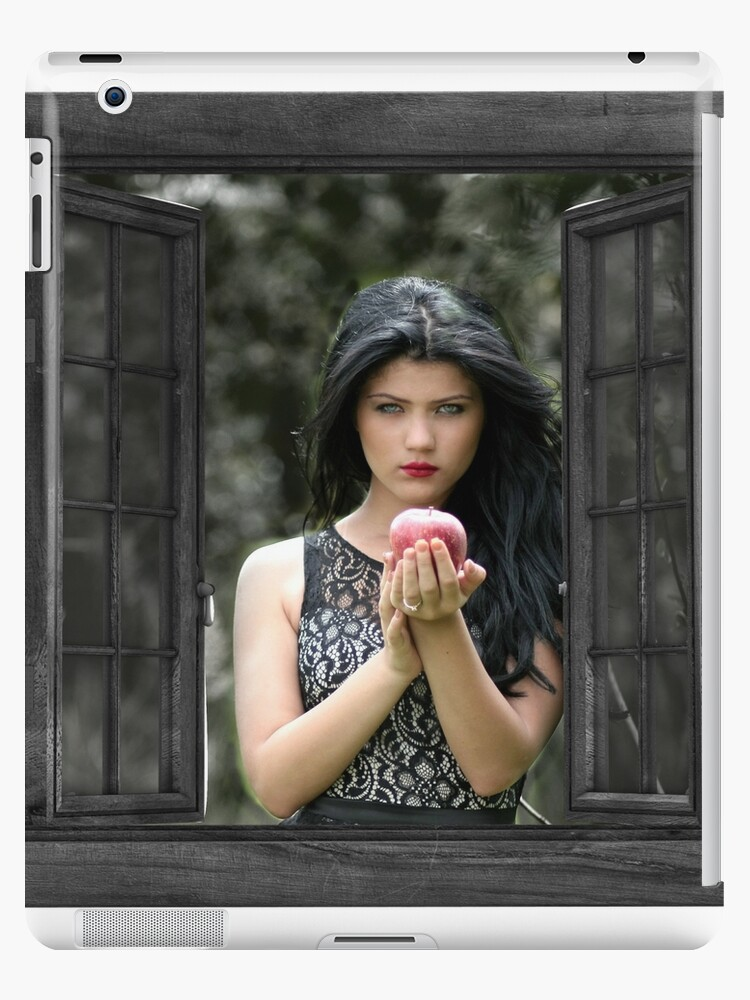 Girl in Window by CyclopsApparel