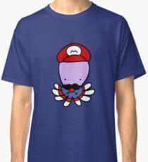 Super Mario Octopus Classic T-Shirt