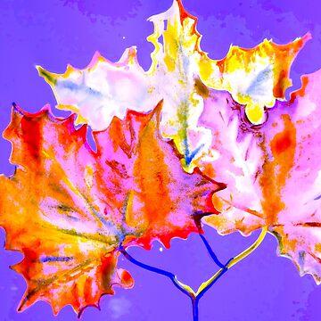 Autumn leaves by KateMarieLewis