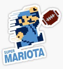 Super Mariota Titans Sticker