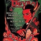 Poster for Last Dance at The Red Devil   Daniel Knop by caseycastille
