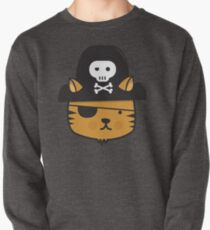 Pirate Cat - Jumpy Icon Series Pullover