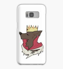 King Werewolf Samsung Galaxy Case/Skin