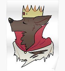 King Werewolf Poster