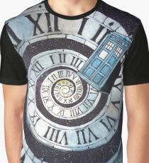 Through time and space... Graphic T-Shirt