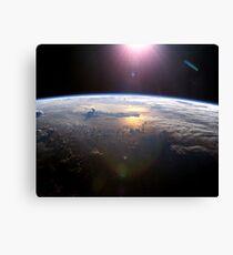 Deep Earth Canvas Print