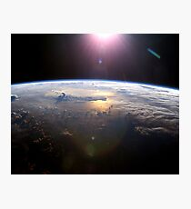 Deep Earth Photographic Print