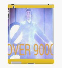 Over 9000 iPad-Hülle & Klebefolie