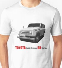 TOYOTA Land Cruiser 55 Series T-Shirt