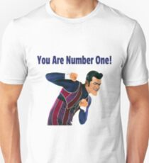 You Are Number One! T-Shirt