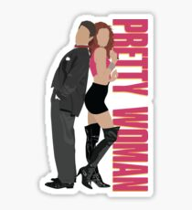 Pretty Woman Sticker