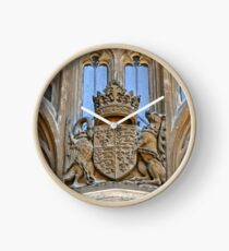 Royal Coat of Arms at Windsor Clock