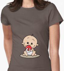 toddler Women's Fitted T-Shirt