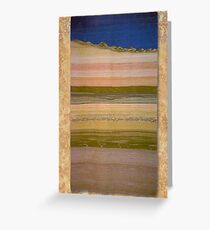 The Sediments of Our Dreams Greeting Card