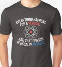 Always Physics Slim Fit T-Shirt