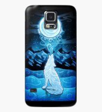 Wake the White Wolf Case/Skin for Samsung Galaxy