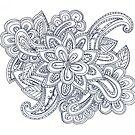 Flower Mandala by teegs