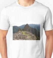 Calendar Machu 09 Unisex T-Shirt