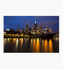 Magnificent Melbourne Photographic Print